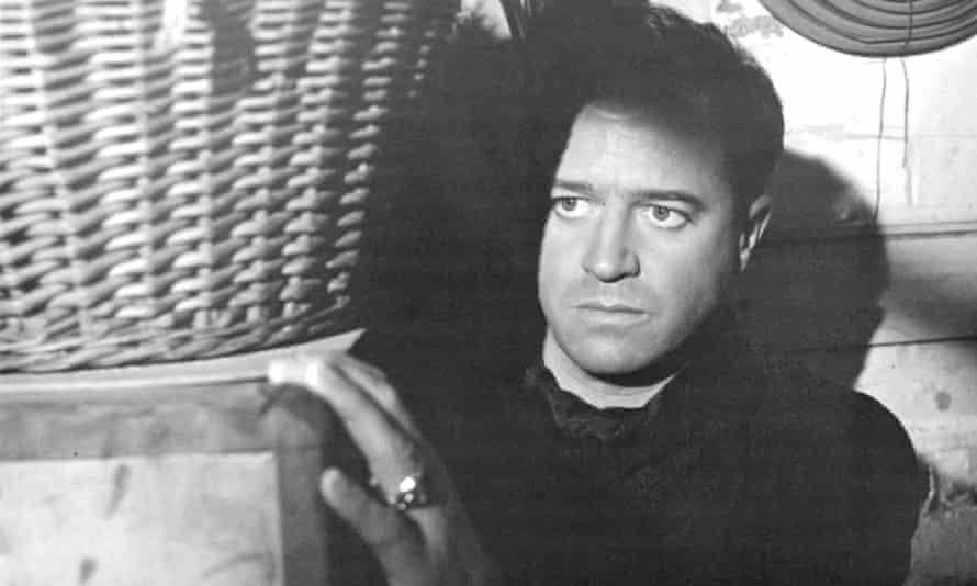 Trader Faulkner in the film The Murder Game, 1965.