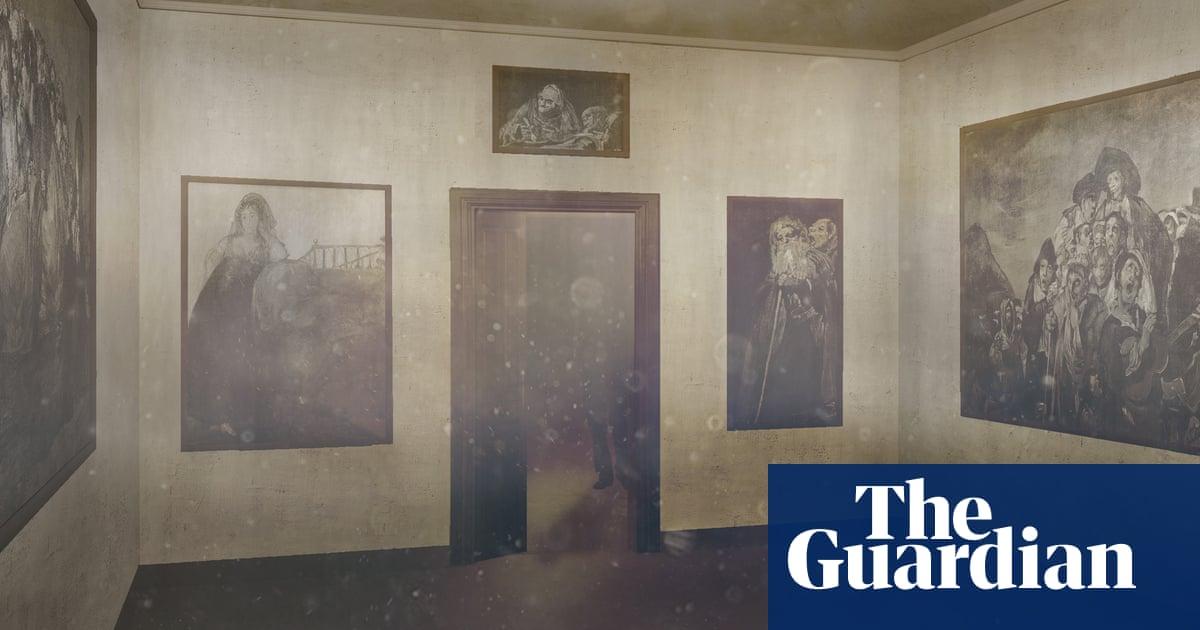 Back in black: Spanish region summons Goya home to stem decline