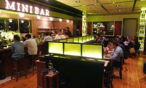 Mini Bar, Lisbon