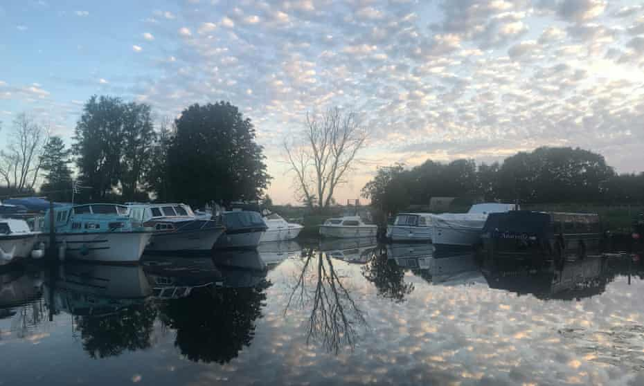 Hipperson's boatyard, Beccles. UK