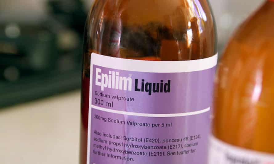 Epilim, one of the brand names of sodium valproate