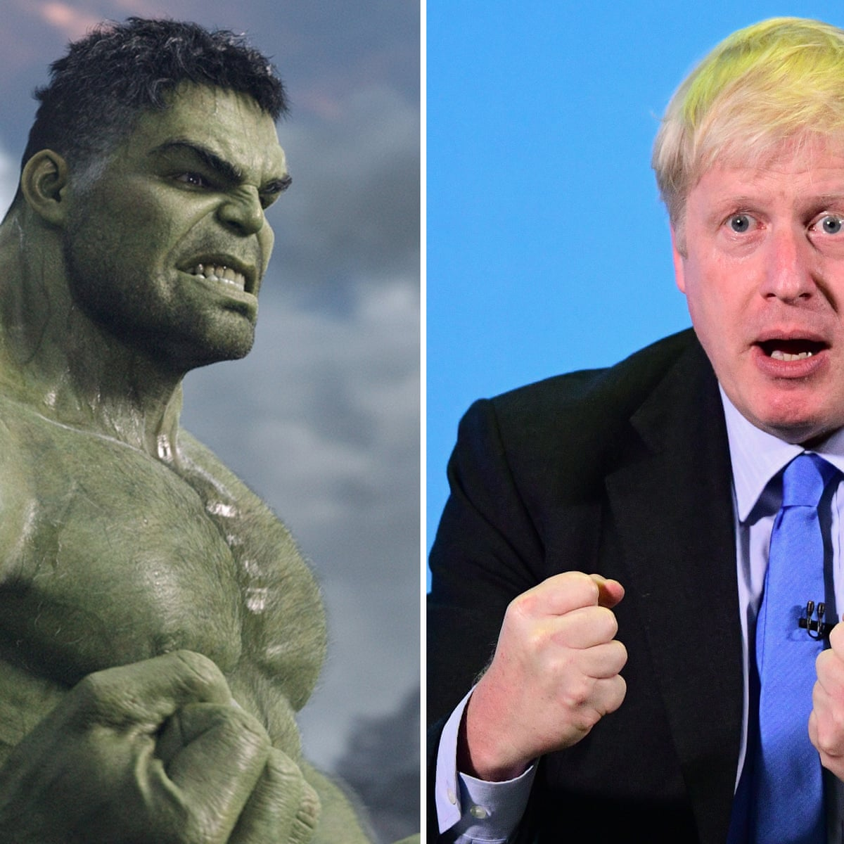 Mean Moody Or A Mope If Boris Is The Hulk Which Hulk Is He Superhero Movies The Guardian