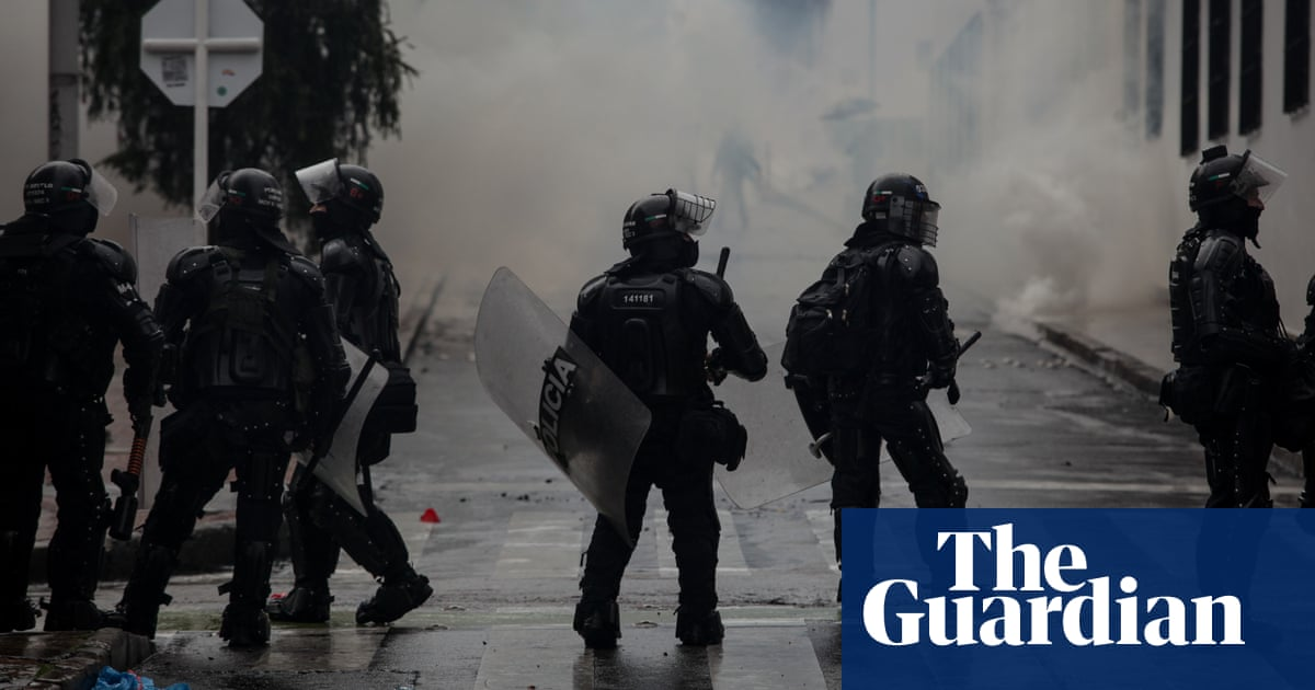 Colombia braces for further unrest after police react violently to mass protests