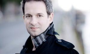 the pianist Bertrand Chamayou.