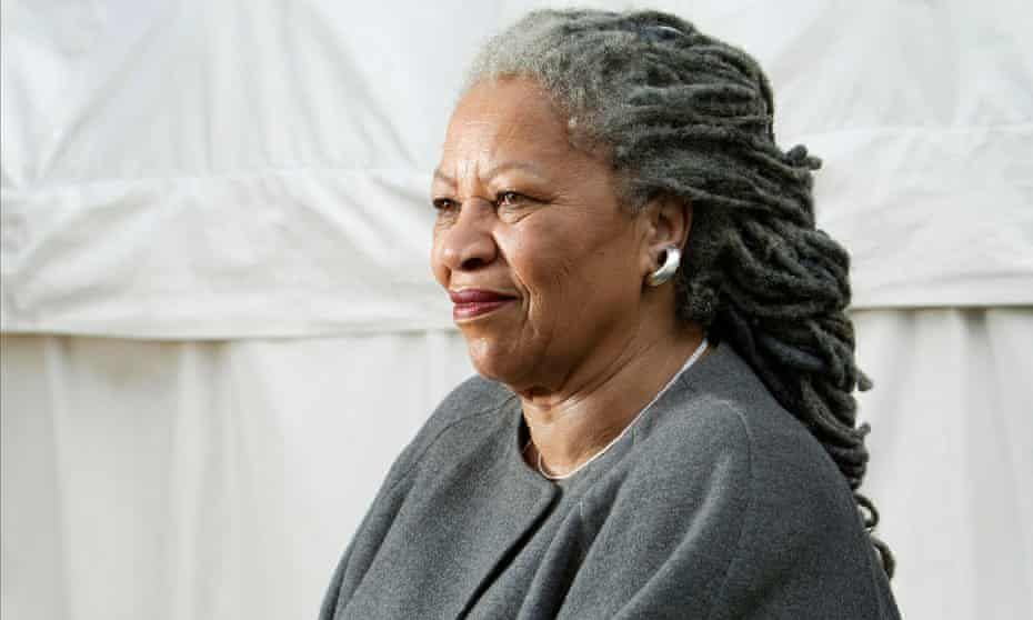 Toni Morrison: 'Narrative is radical, creating us at the very moment it is being created.'