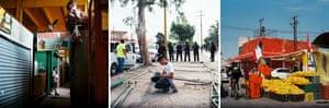 Life under lockdown in San Luis Potosí