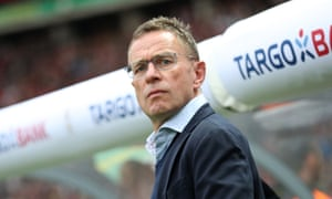 Ralf Rangnick has been working as the head of sport and development with Red Bull, after coaching RB Leipzig in two separate spells.