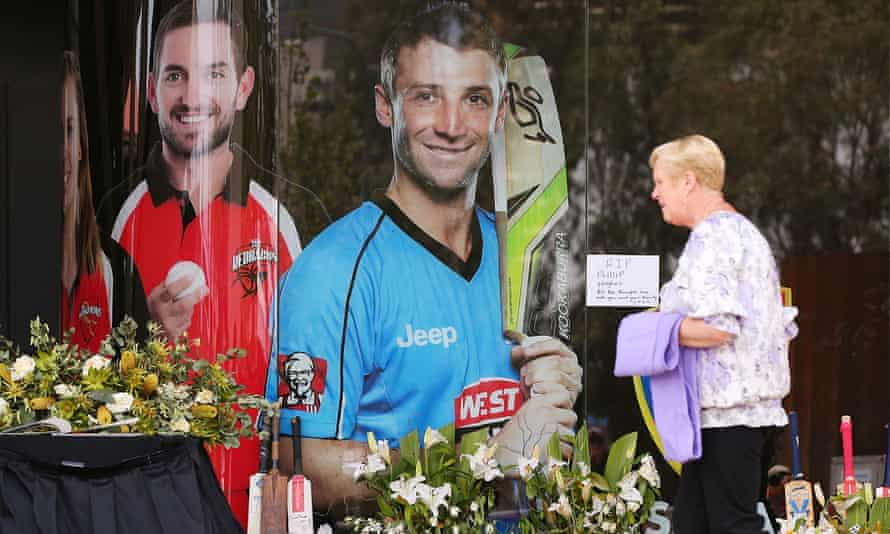 The death of Phillip Hughes after he was struck on the back of his head during a Sheffield Shield match in November 2014 has led to several changes in cricket.