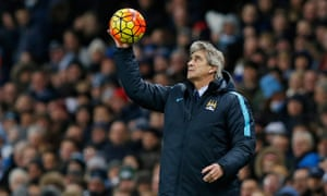 Manuel Pellegrini says his team need their eye on the ball for the Dynamo Kyiv and Liverpool fixtures that follow their FA Cup tie.