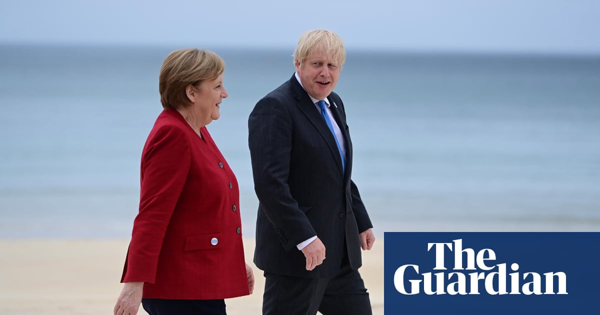UK and Germany sign post-Brexit defence and foreign policy declaration