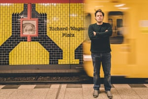 In his project Berlin Lines photographer Sebastian Spasic  photographed 20 people in the German capital's metro stations that had a particular significance to them.