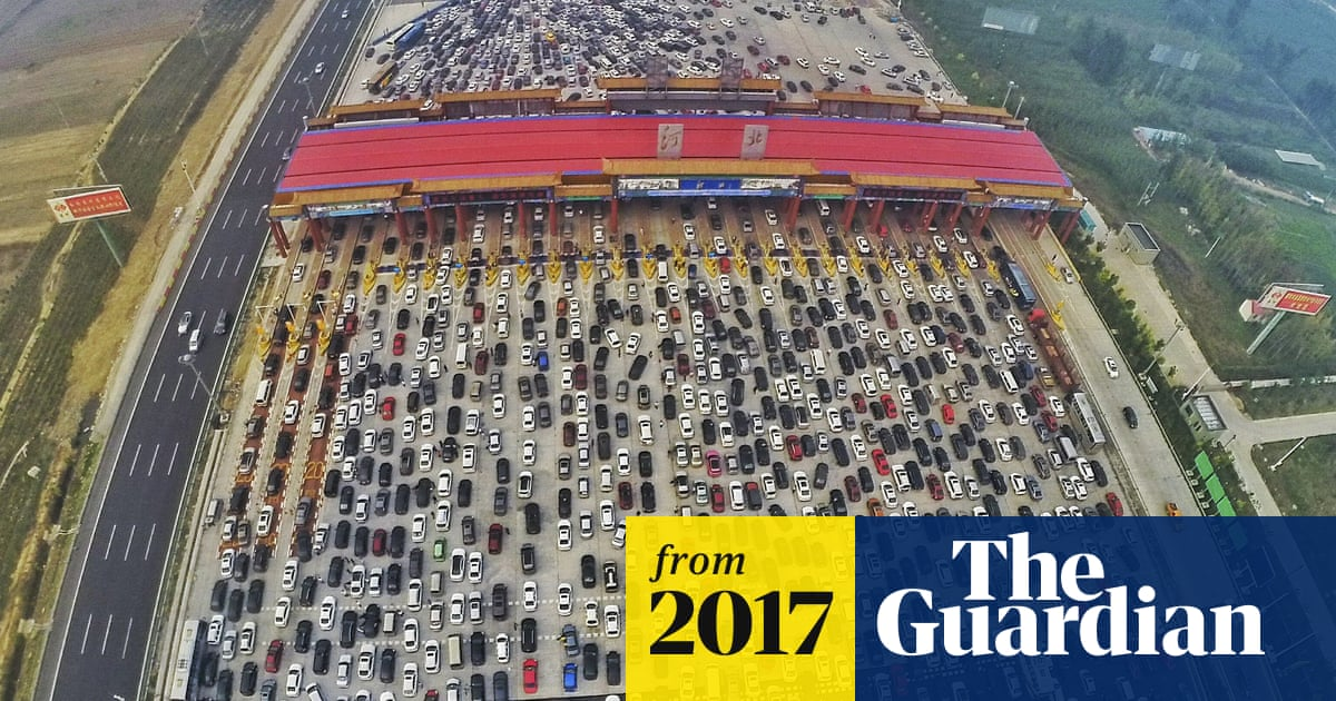 China plans to build new city nearly three times the size of