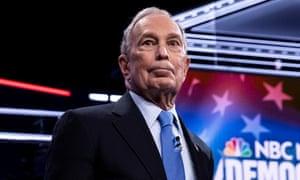 EUA: Bloomberg endurece ataque contra Sanders
