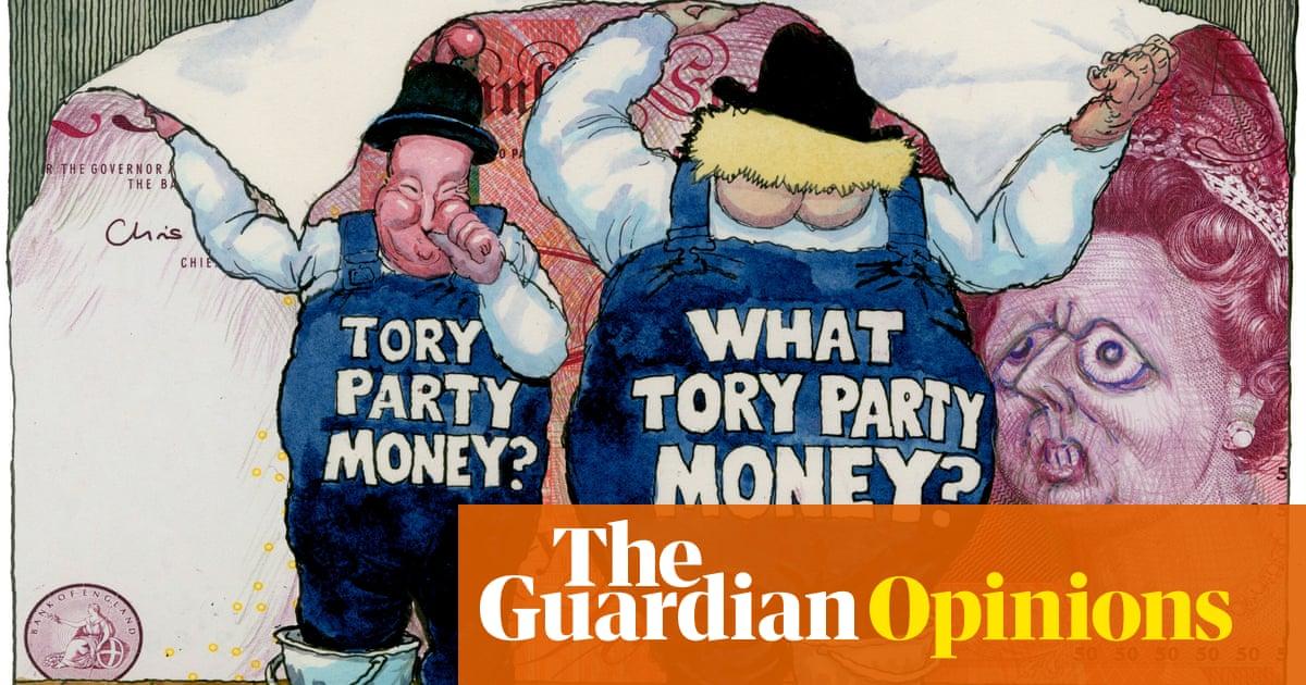 Steve Bell on Boris Johnson's Downing Street renovations – cartoon