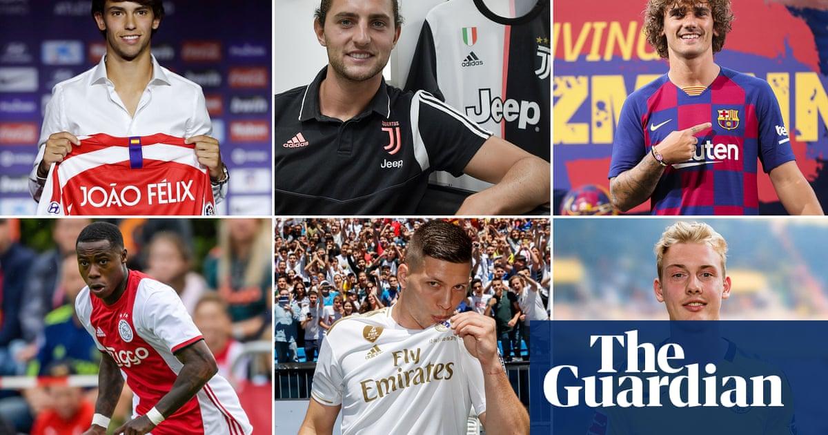 Transfer window: the key deals in Europe away from the Premier League