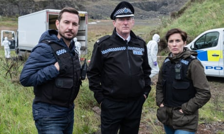 Is Line of Duty Britain's first gender-neutral police drama?