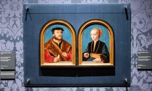 The portraits of Jakob and Elisabeth Omphalius