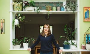 On the Ledge podcast with Jane Parrone and her indoor plants