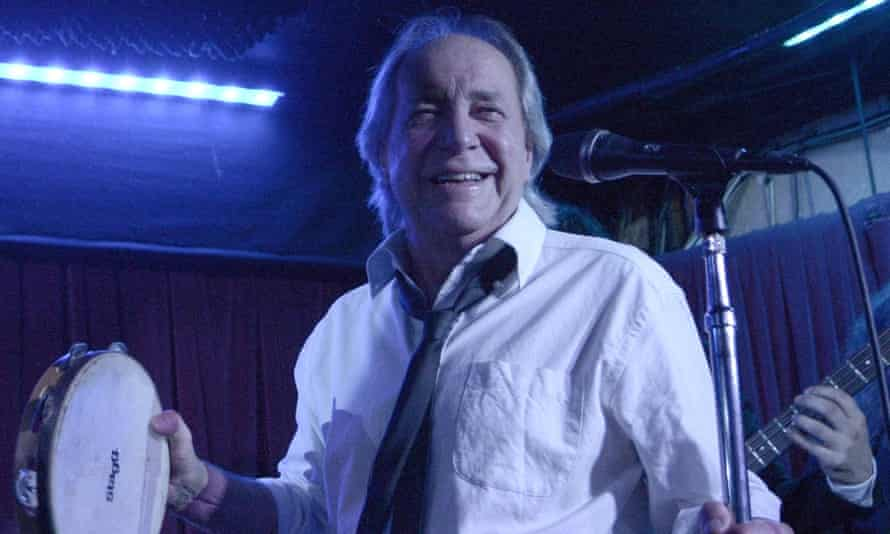 The Pretty Things in concert at the Borderline, London, in 2014.
