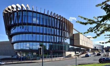 The Oastler Building
