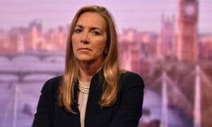 BBC Trust chair Rona Fairhead