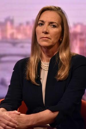 Chairman of BBC Trust Rona Fairhead