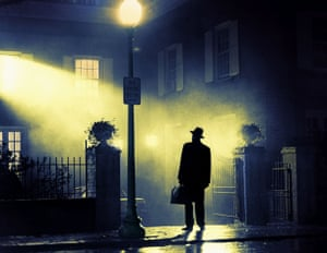 Max von Sydow in The Exorcist, 1973