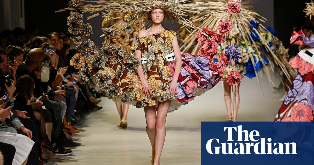 Viktor Rolf What We Make Should Look Like It Was Made By The Birds In Cinderella Fashion The Guardian