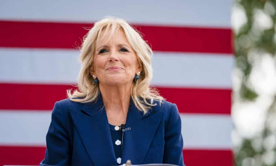 Jill Biden will continue to teach writing when she is in the White House.