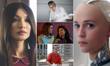 Somewhere over the rainbow: Humans, High Rise, Ex Machina, Her and Black Mirror