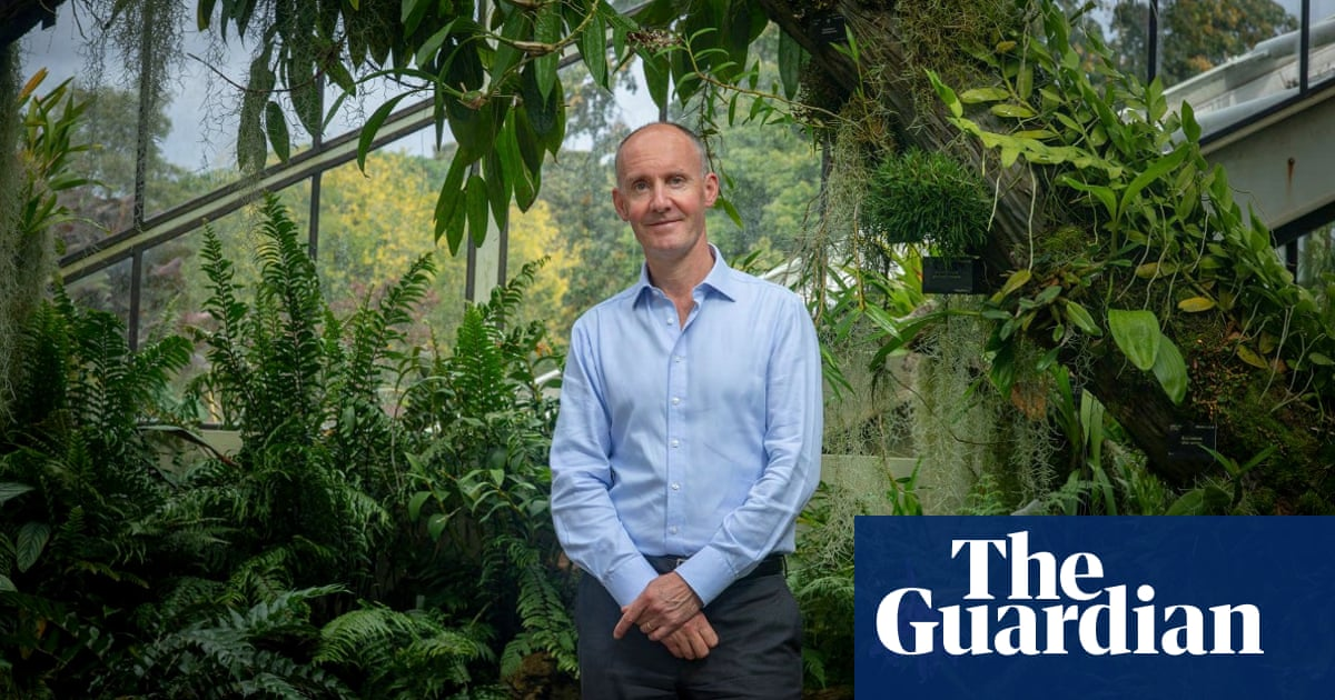 Kew Gardens director hits back at claims it is 'growing woke'
