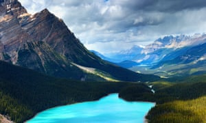 The three world-class mountaineers were climbing in the Icefields Parkway in Alberta's Banff national park.