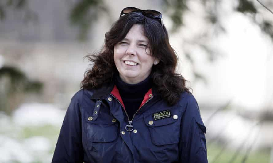 """""""Her mum is really, really concerned' … Helen Bailey in Bassingbourn, Cambridgeshire."""