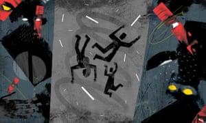 Nate Kitch illustration