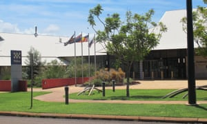 Broome police station