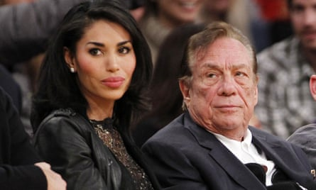 Donald Sterling Sues Tmz And V Stiviano Over Loss Of Los Angeles Clippers Nba The Guardian