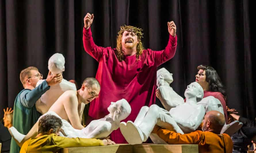 Opera North's The Greek Passion at Grand theatre, Leeds