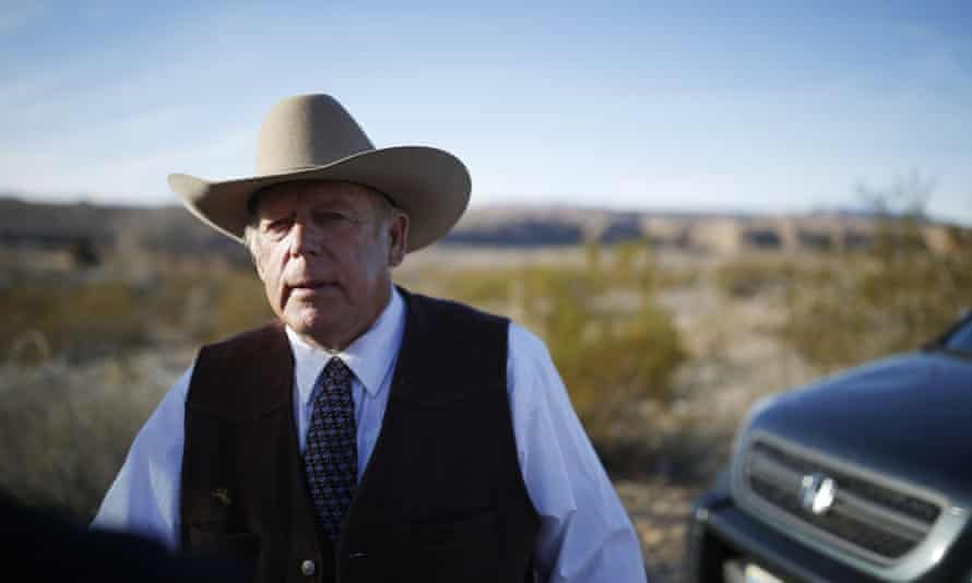 Cliven Bundy accuses the government of constitutional breaches including 'cruel and unusual punishment' and 'violating his free speech rights'.