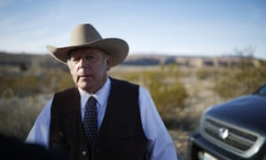 Cliven Bundy and 16 others are preparing for trial over their roles in the standoff with federal agents at Cliven's ranch in Bunkerville, Nevada.