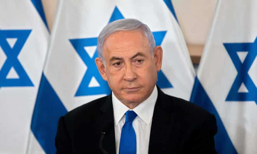 'In power for far, far too long, Netanyahu has corroded Israel from the inside.'