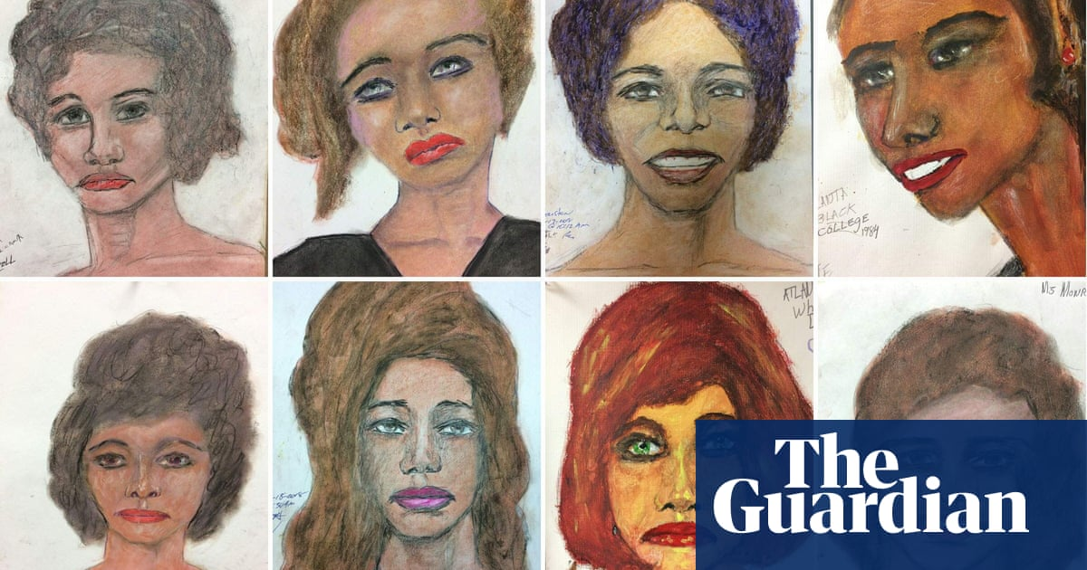 Serial killer's drawings of alleged victims released by FBI   US