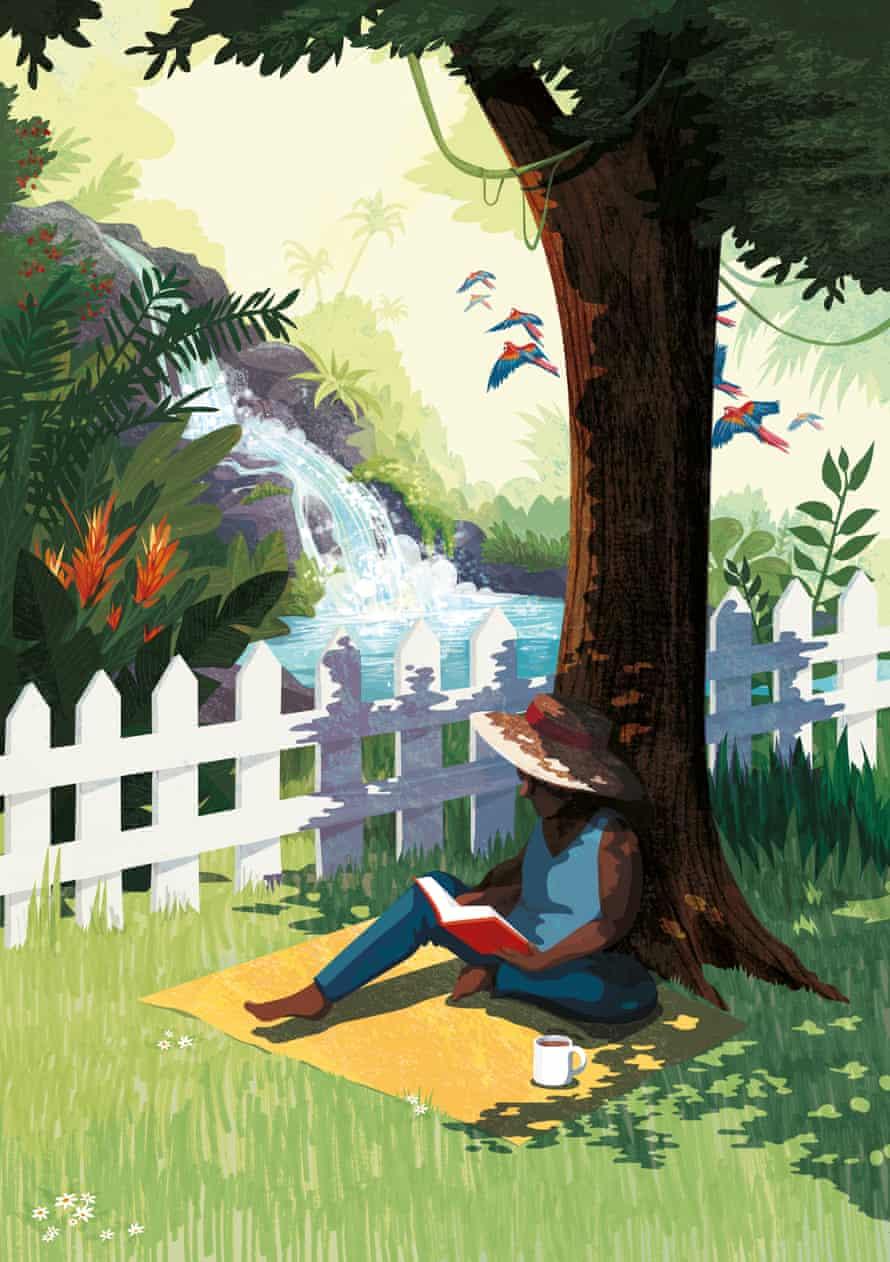 Review Magazine Summer books - Cover jungle