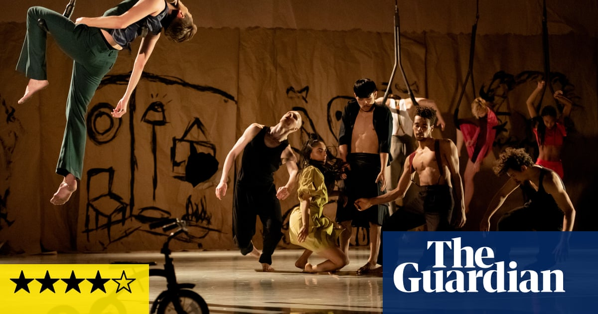 Rambert: Draw from Within review – dancing this intense could spark a blaze