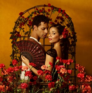 Céline Gittens and Tyrone Singleton will perform in Don Quixote in June.