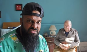 BBC3 comedy Man Like Mobeen