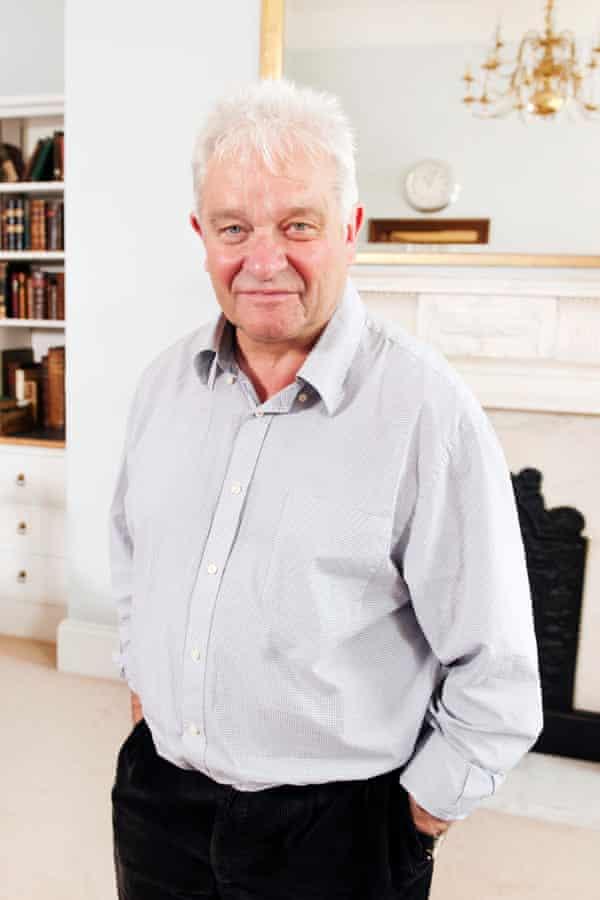 Sir Paul Nurse, director of the Crick Insitute.