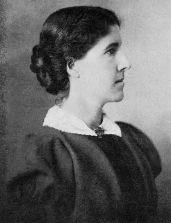 Charlotte Perkins Gilman, author of the 'hair-raising' The Yellow Wallpaper