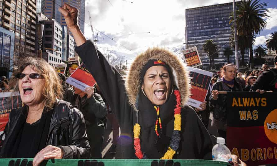 Victorians hit the streets of Melbourne to celebrate the culture and achievements of Indigenous and Torres Strait Islander peoples this year.
