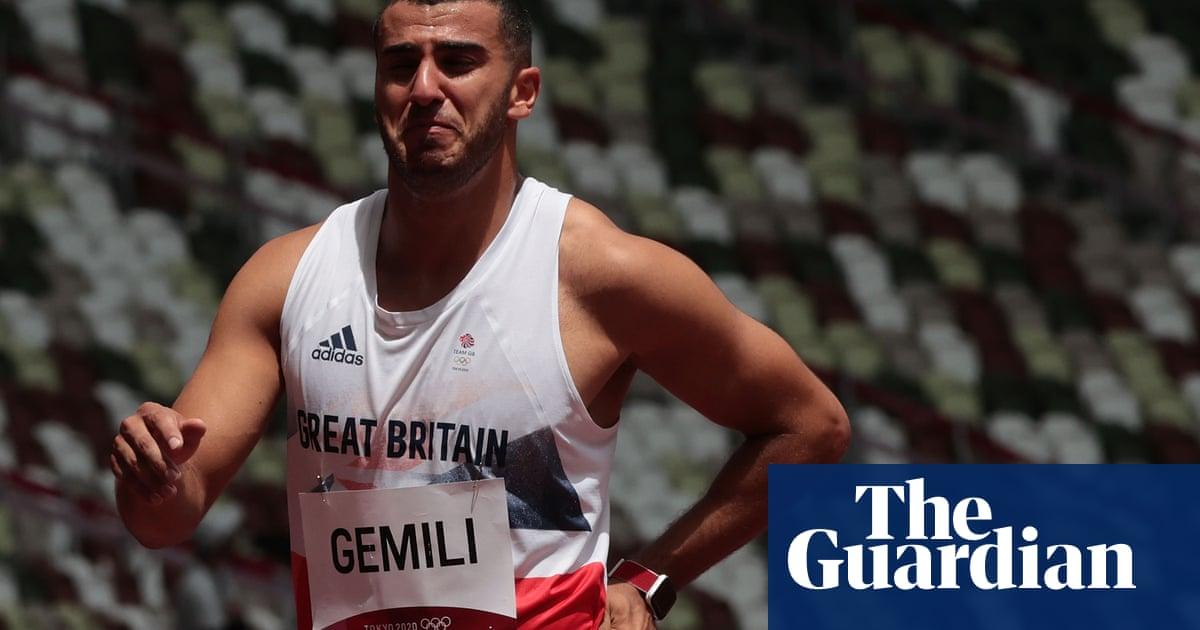 Adam Gemili tears hamstring as Team GB's Olympic sprint woes continue