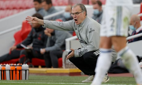 No amount of Marcelo Bielsa's genius can save Leeds from a bumpy ride | Jonathan Wilson